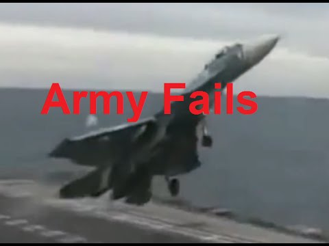 Funny Army Fail Compilation (Soldier Fails) - DDOF