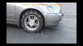 Tire Chain Installation: Radial Chain by SCC -- Pep Boys