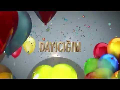 Ad Gunu Dayicim Youtube