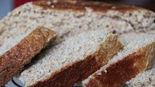 Ржаной хлеб в мультиварке Самый быстрый рецепт