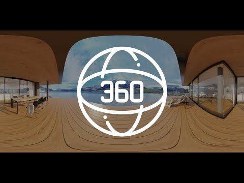 360° Panorama Terrasse | Virtuelle Wohnungsbesichtigung | Virtual Tour Wohnungen | 3D Visualisierung