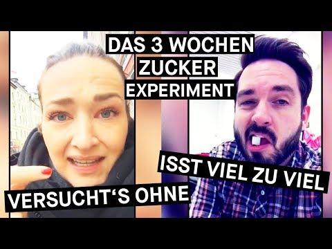 Selbstversuch: Das Drei-Wochen-Zucker-Experiment (Reportage)
