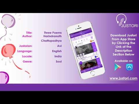 Story:Three Poems, Genre: Soul, Language: English