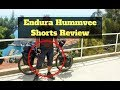 Endura Hummvee Shorts for Bike Touring - Endura Hummvee Review