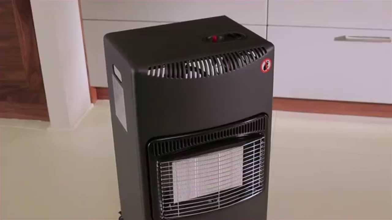 Calor Kozy Portable Gas Heater  YouTube