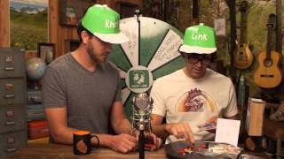 Lego Rhett and Link