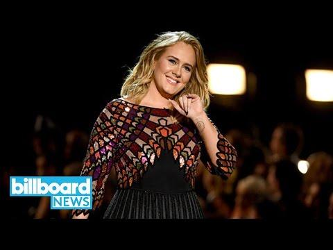 Adele's Top 5 Billboard Hot 100 Hits | Billboard News