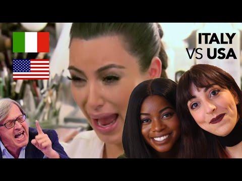 Italy vs USA | Television