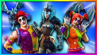 "LEAKED ""Valkyrie, Nite Nite & Peekaboo"" NEW Legendary Skins in Fortnite: Battle Royale SEASON 6!"