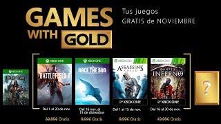 Juegos Con Gold Noviembre 2018 November S Games With Gold Mondoxbox