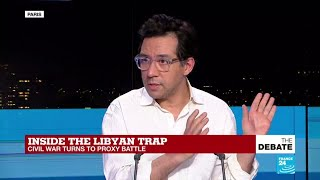 What does France want in Libya?