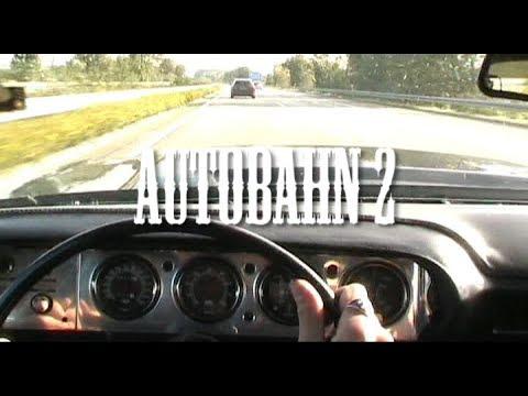 70 Dodge Challenger On Autobahn (DE), 2