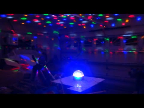 1ByOne DISCO BALL Bluetooth Dome Light & Speaker REVIEW