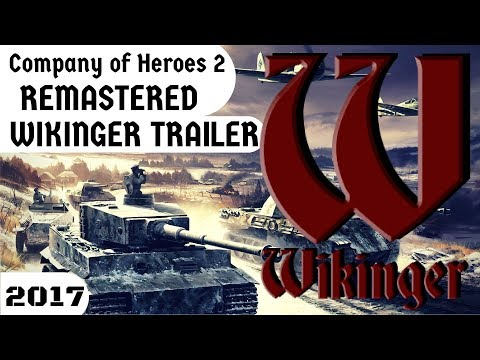 Wikinger: European Theater of War | A Total Rework for CoH2
