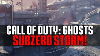 SNEEUWSTORM Call Of Duty Ghosts SUBZERO LIVE Nemesis Mappack 4