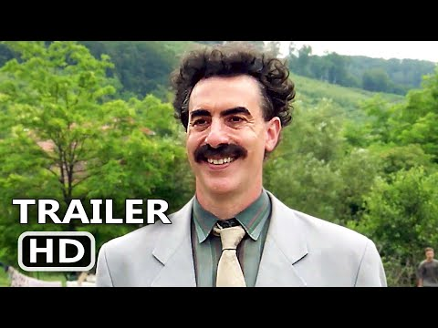 """Borat 2"": Official Trailer"