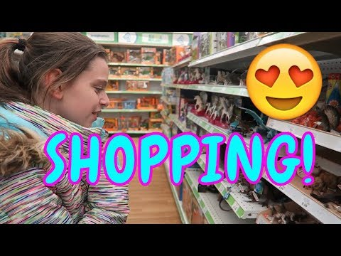 😆ISABELLE VLOG TAKEOVER!🎉| TOYS R US SCHLEICH HAUL!|😍 FIRST DAY TV