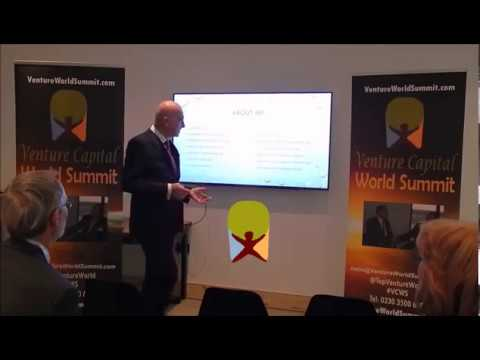 Cardiff Venture Capital World Summit 2016 Lindsay Hugh Doyle Trailer