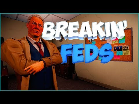 BREAKIN' FEDS - SPEEDRUN 3:21 [PAYDAY 2] One Down Difficulty SOLO c: