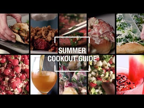 Summer Cookout Guide | Food & Wine Recipes | Food & Wine