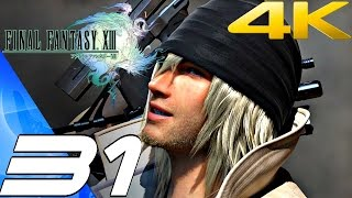 Final Fantasy XIII - Walkthrough Part 31 - City of Eden [4K 60FPS]