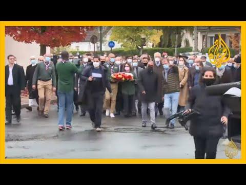 ???? الجالية المسلمة في فرنسا تطالب بعدم الخلط بين الإسلام والإرهاب
