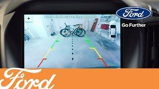 Ford – Камера заднего вида   Ford Russia