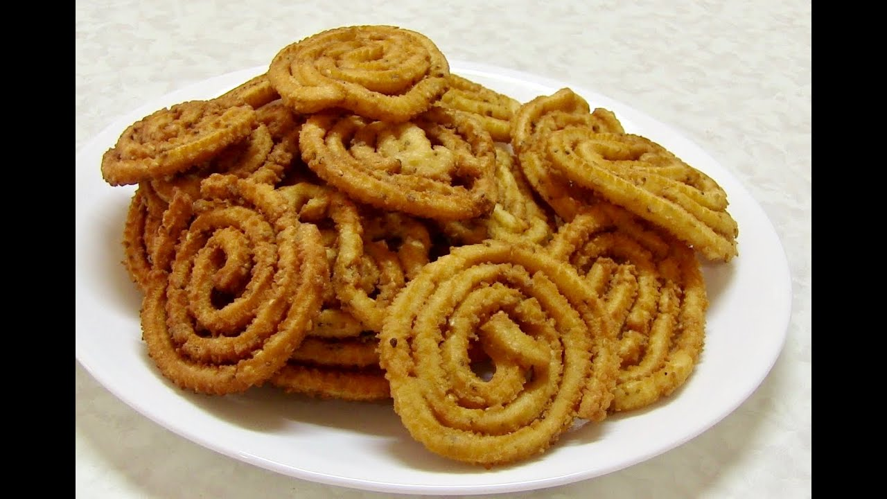 Bhavna S Kitchen Chakli Recipe