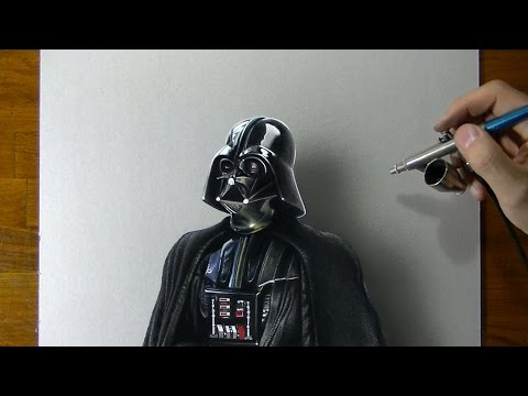 Darth Vader | Star Wars Drawing #1