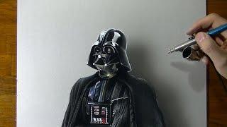 Darth Vader | Star Wars Drawing #1 (Fan Art)