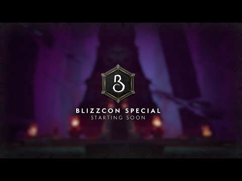 Blizzcon Warcraft Special
