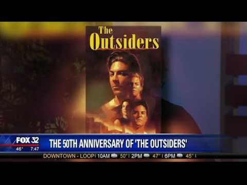 S.E. Hinton Celebrates 'The Outsiders' Celebrates 50th Anniversary