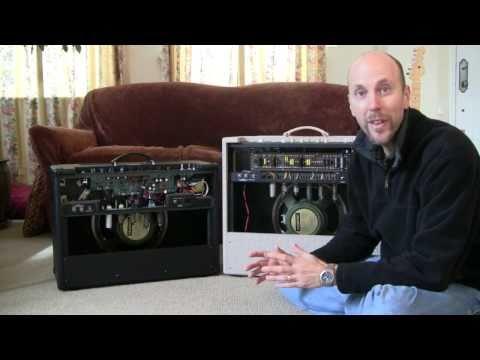 Vox AC15 Cabinet Comparisons
