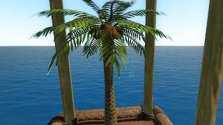 【阿津】Raft 生存遊戲 - 肥宅與海
