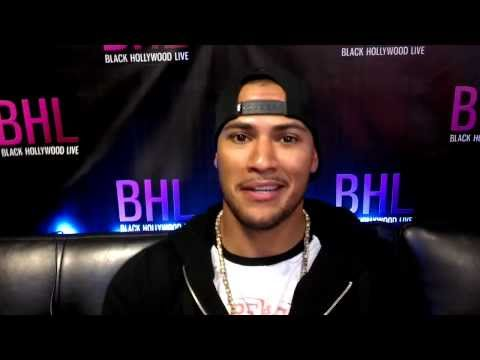 Andre Hall  Black Hollywood Live Confessional