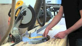 Neiu Compound Miter Saw Safety Demo