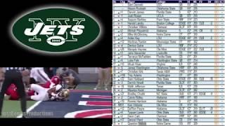 2018 NFL Mock Draft 1.0 Free HD Video