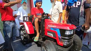 बाचो के लिऐ Toy Mahindra arjun 605 Di-i tractor Price 25000 full feature & specification