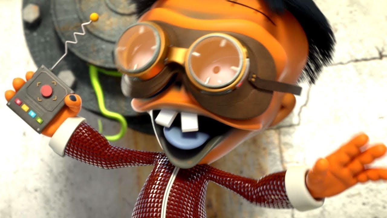 Virtual Reality Zombies! | Zombie Dumb Season 2! | 웃긴 애니메이션 만화