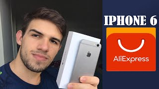 IPHONE 6 UNBOXING ALIEXPRESS