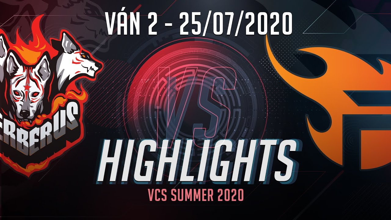 Highlights FL vs CES [Ván 2][VCS 2020 Mùa Hè][25.07.2020]