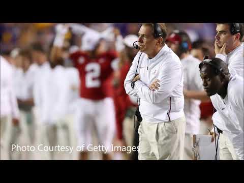ESPN's Brad Edwards Talks Alabama Football and College Football Playoff Rankings