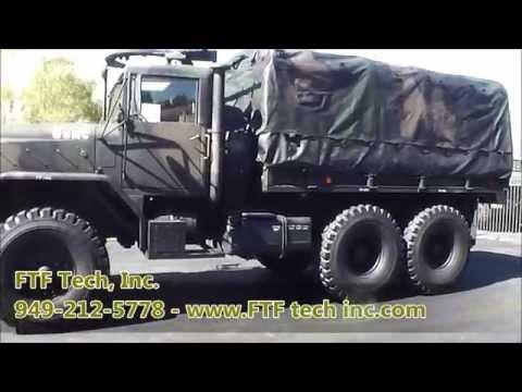 Restored M35a2 Trucks