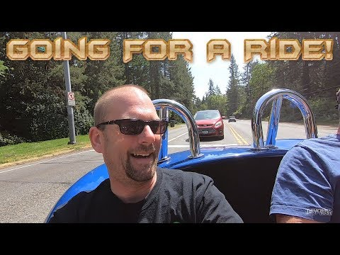 Going For A Ride! (1967 Shelby Cobra) [Day 3112