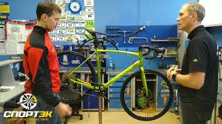 Обзор велосипеда Merida CycloCross 100 2019