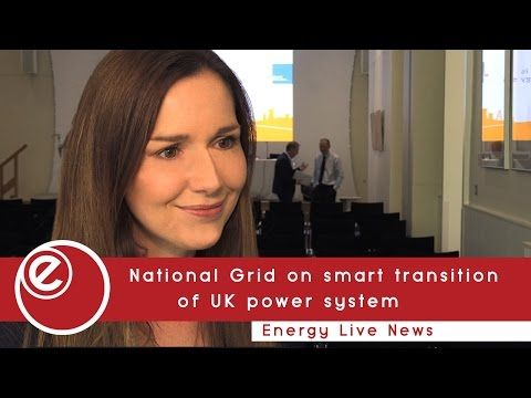 National Grid on smart transition of the UK power system