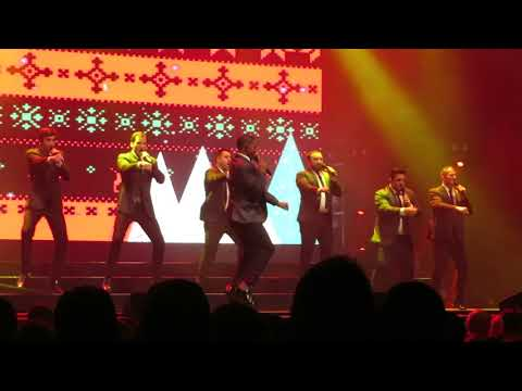 Straight No Chaser - Jingle Bells - Indy 8 P.m. - 12/22/18