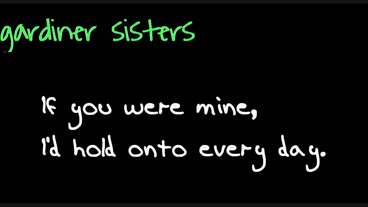 Gardiner Sisters feat. Kuha'o Case - Counting Stars ...