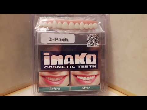 Imako Cosmetic Teeth
