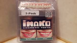 Imako Cosmetic Teeth